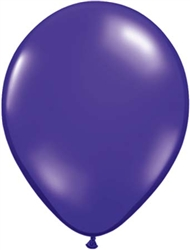 Quartz Purple Latex Balloons for Sale