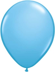Pale Blue Latex Balloons for Sale