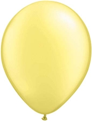 Lemon Latex Balloons for Sale