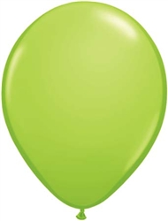 Lime Green Latex Balloons for Sale