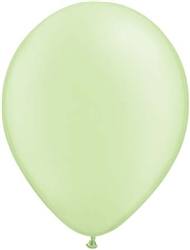 Neon Green Latex Balloons for Sale