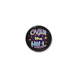 Over-the-Hill Blinking Button
