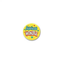 Ageless Wonder Satin Button