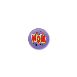 Wow Satin Button