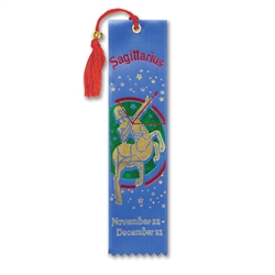 Sagittarius Bookmark Ribbon