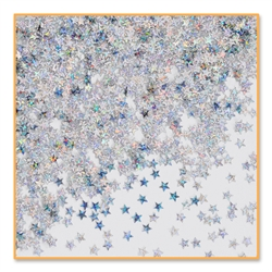 Holographic Stars Confetti | Party Supplies