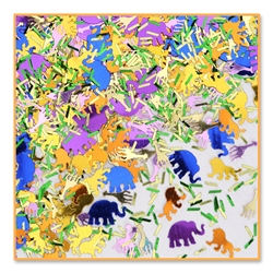 Jungle Safari Confetti