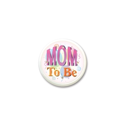 Mom To Be Flashing Button