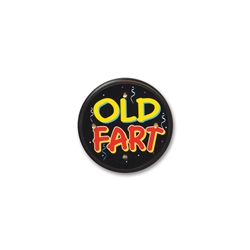 Old Fart Flashing Button