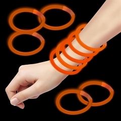 Orange Glow Bracelets for Sale