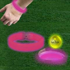 PINK TRIPLE WIDE CUP RINGS / BRACELETS