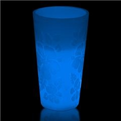 Blue Glowing Luau Cup for Sale