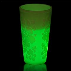 Green Glowing Luau Cup for Sale