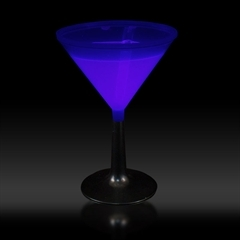 Glowing Martini Glass for Sale