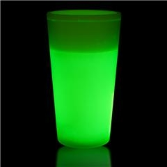 Green Glowing Glass for Sale