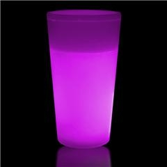 Pink Glowing Glass for Sale