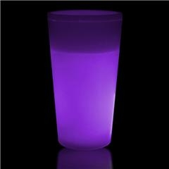Purple Glowing Glass for Sale