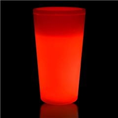 Red Glowing Glass for Sale