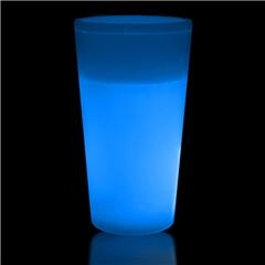 Blue Glowing Glass for Sale