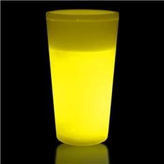 Yellow Glowing Glass for Sale