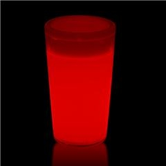 Red Glowing Shot Glass for Sale