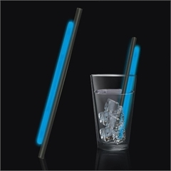Blue Glow Straws for Sale
