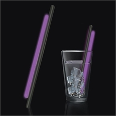 Purple Glow Straws for Sale