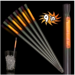 Orange Glow Straws for Sale