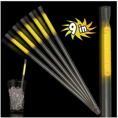 Yellow Glow Straws for Sale