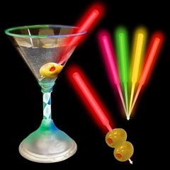 Glowing Cocktail Sticks for Sale