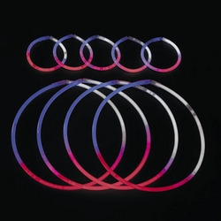 Patriotic Glow Necklaces and Bracelets for Sale