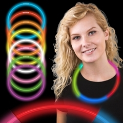 Rainbow Glow Necklaces for Sale