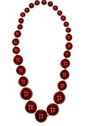 Red Beads and Necklaces for Sale