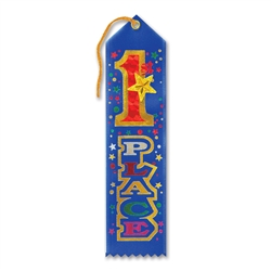 1st Place Jeweled Ribbon