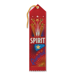 Spirit Award Jeweled Ribbon