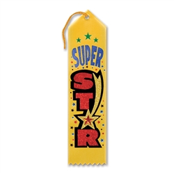 Super Star Jeweled Ribbon