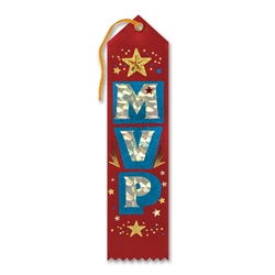 MVP Jeweled Ribbon