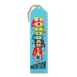 Honorable Mention Jeweled Ribbon