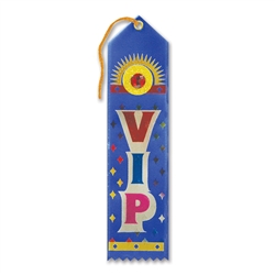 VIP Jeweled Ribbon