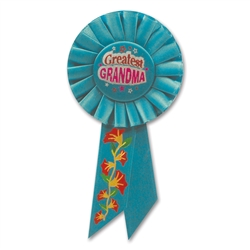 Greatest Grandma Rosette | Party Supplies
