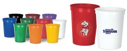 Custom Imprinted Plastic Cups
