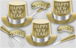 Gold & Silver New Year's LUXURY Assortment