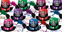 Radiant Spraypaint New Year's Assortment for 100