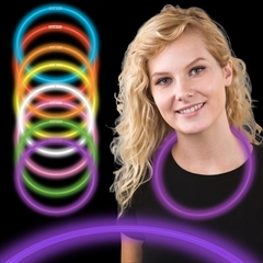 Purple Glow Necklaces for Sale