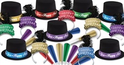 New Year's Assortment Wells Collection | Party Supplies