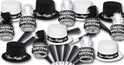 New Year Assortment Hove Collection | Party Supplies