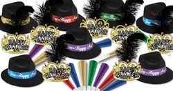 New Year's Assortment Winchester Collection | Party Supplies