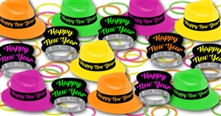 Winchester Collection New Years Assortment for 100 People | Party Supplies