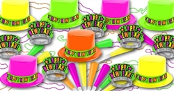 Lookin' Vibrant Assortment for 50 People | Party Supplies