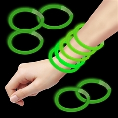 Green Glow Bracelets for Sale